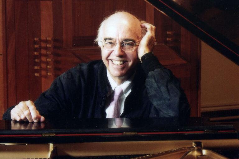 Pulitzer Prize-winning composer/pianist Yehudi Wyner