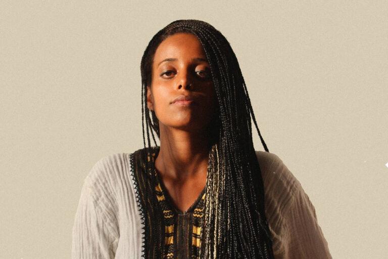 Ethiopian-Israeli singer-songwriter Aveva Dese