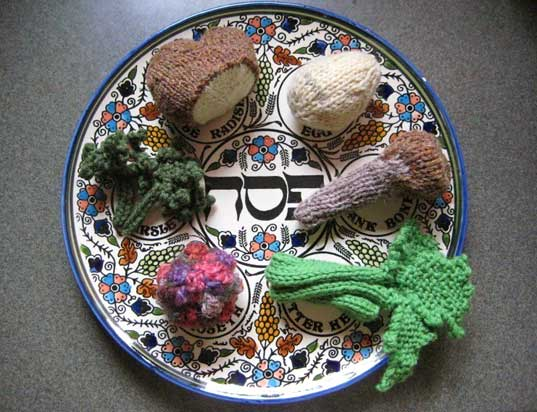 Passoverseder Symbols Jewish Arts Collaborative