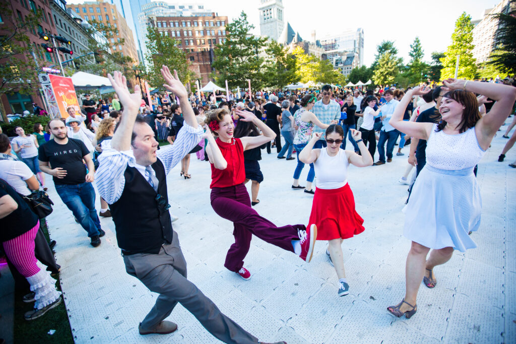 Let S Dance Boston Klezmer